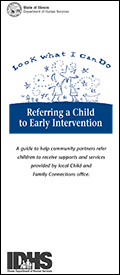 Referring a Child to Early Intervention
