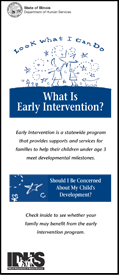 DHS Early Intervention Brochure